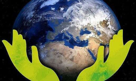 We all need to play our part to save the earth.