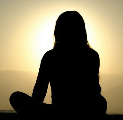 Stillness allows us to hear our intuition