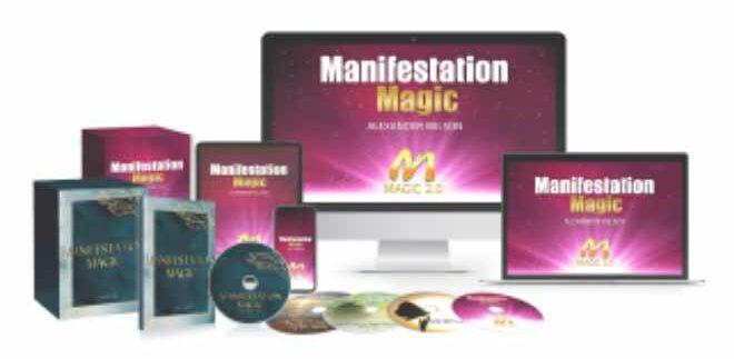 Manifestation Magic Program for Subconscious mind reprogramming
