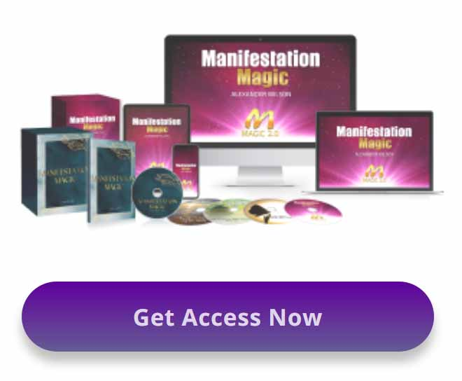 Learn how to manifest with The Manifetation Magic Program