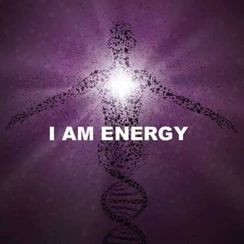 to evolve means we reconize our energetic nature
