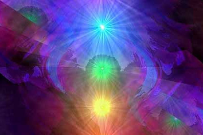 All things are brought into existence as energy