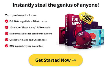 Get The Raikov Effect and begin upgrading your life today!