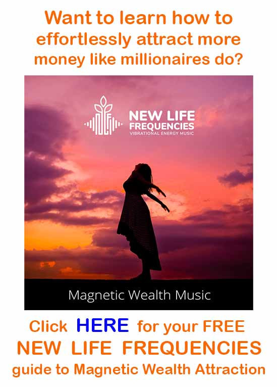 Change your vibration to automatically attract more wealth into your life