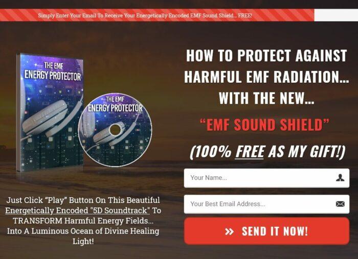 Proct against harmful EMF radiation