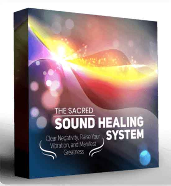 The Sacred Sound Healing System package image