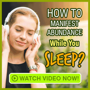 Use the Law Of Attraction to manifest while you sleep