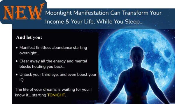 Manifestation is easier when we sleep