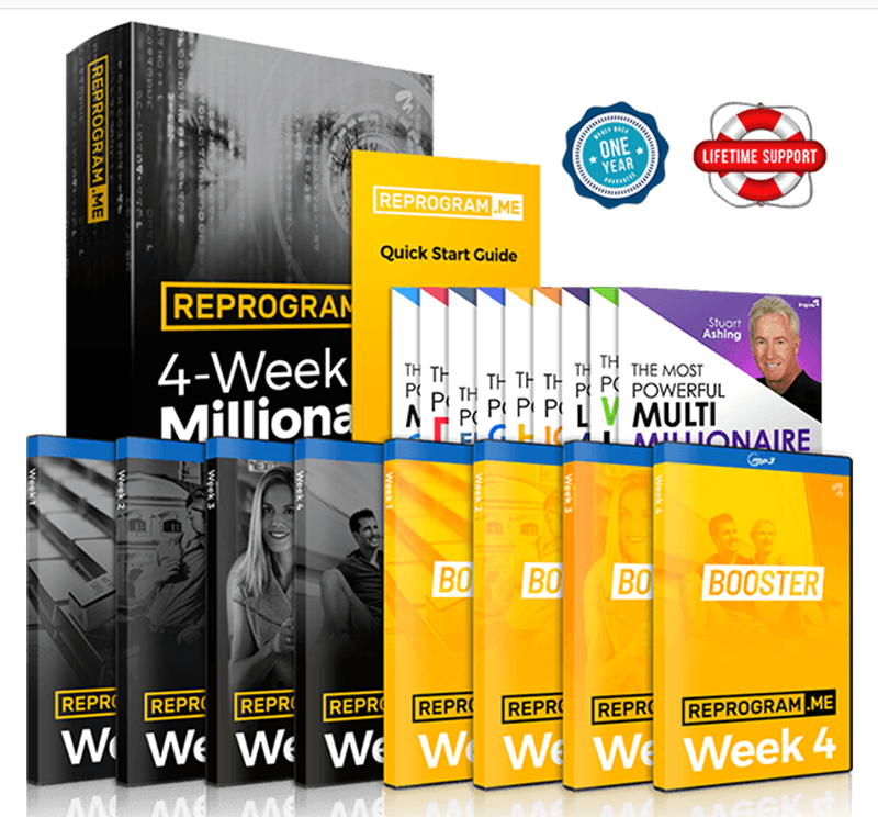 Get the whole reprogram.Me package for only $37.00