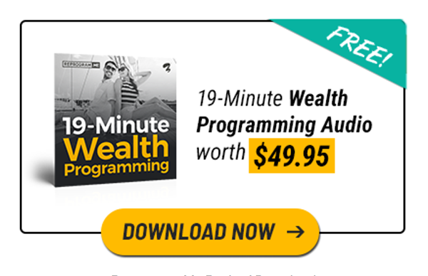 Reprogram.Me free wealth creation hypnosis audio track.
