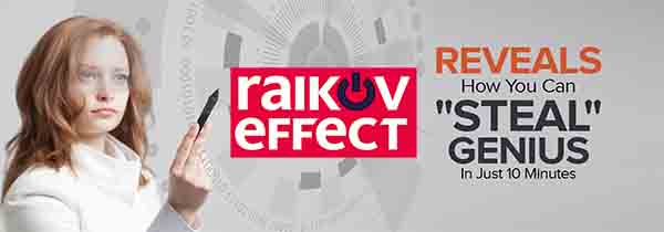 What is the Raikov Effect about?