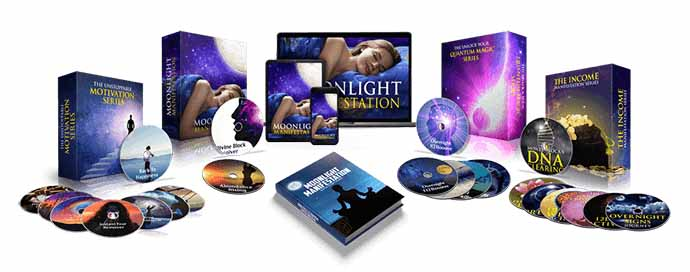 Reprogram your mind with Moonlight Manifestation