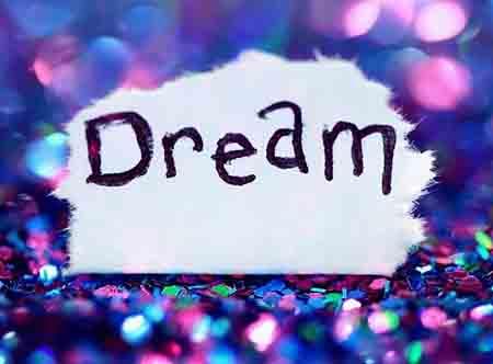 Dreams can cometrue