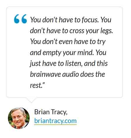 Brian tracy testominial for Zen 12