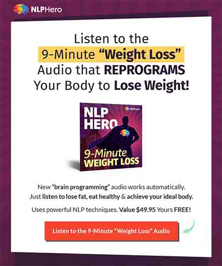 Program your body to lose weight audio gift